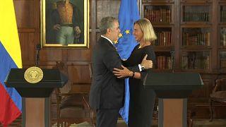 Espaldarazo de la Unión Europea a Colombia