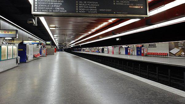 متروی پاریس