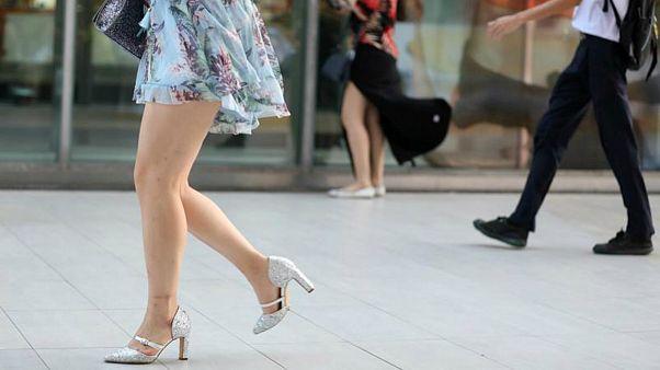 آلمان برخورد قضایی با پدیده عکس گرفتن از زیر دامن زنان را تشدید می کند