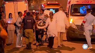 Incêndio em Hospital no Rio de Janeiro faz 11 mortos