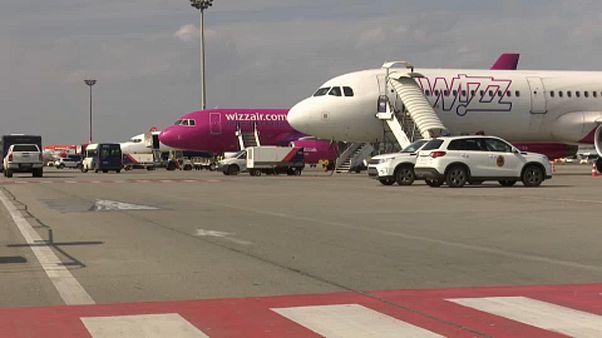 "Companhia aérea húngara Wizz Air antecipa ""Brexit"""