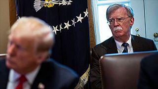 ABD Başkanı Donald Trump'tan John Bolton'a: Beni engelliyordu