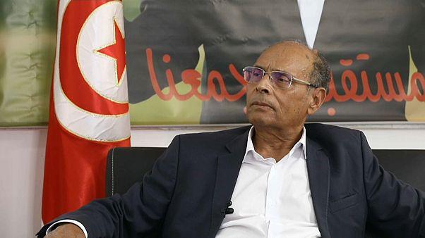 المرزوقي ليورونيوز: التونسيون خُدعوا وإذا انتخبت سأعمل على الملفات التي لم تنجز