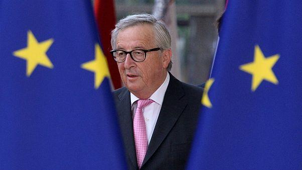 یونکر: بریتانیاییها «پاره وقتهای اتحادیه اروپا» هستند که هرگز کاملا عضو اتحادیه نشدند