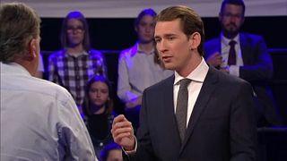 A felbomlott osztrák koalíció sorsáról vitáztak