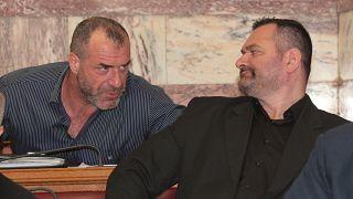 Νίκος Μίχος και Ιωάννης Λαγός