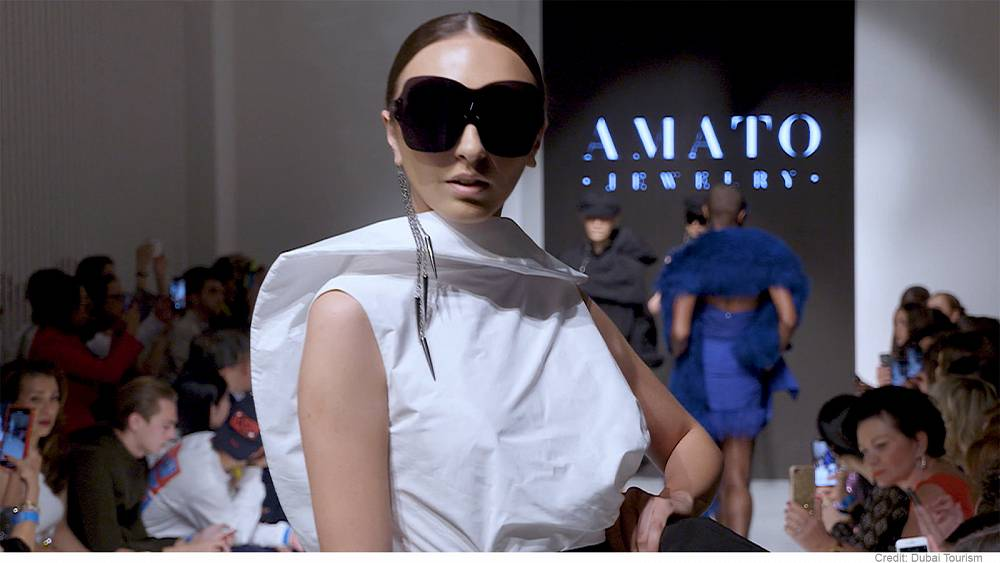 Dubai Is The New Milan As Fashion Designers Head East Euronews