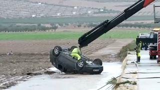 Сильнейшее наводнение на юго-востоке Испании