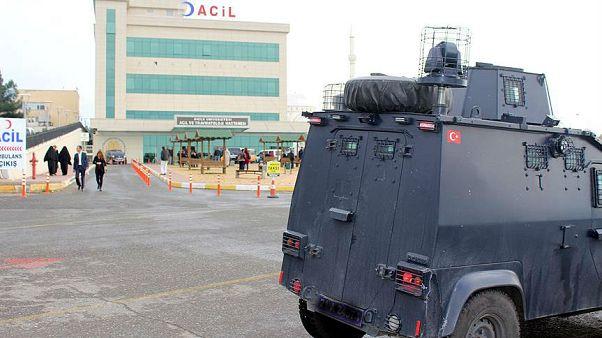 Zırhlı araç / Diyarbakır (arşiv)
