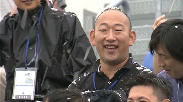 شاهد: اليابان تختبر التبريد الصناعي لمواجهة الحر خلال أولمبياد 2020