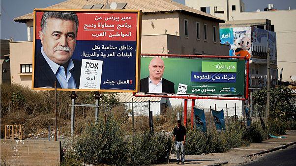 انتخابات الكنيست: عرب وإسرائيليون يتجهون للتصويت ضد معسكراتهم التقليدية