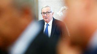 """Juncker a Euronews: """"Trump siente admiración por mí"""""""