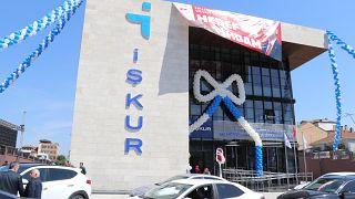 İŞKUR binası