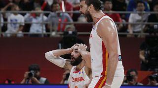 España y Argentina disputarán la final del Mundial de Baloncesto