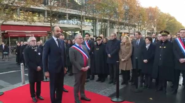 Paris honours victims of deadly 2015 terror attacks