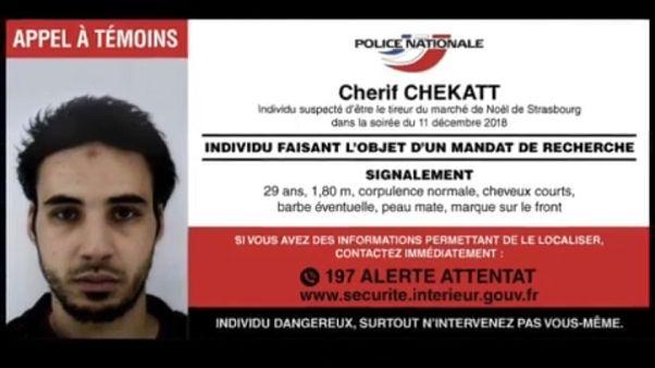 Suspected Strasbourg shooter Chérif Chekatt killed by police