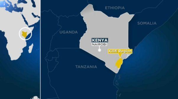 Gunmen kidnap Italian aid worker during attack in Kenya