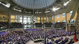 Bundestag honours the 74th anniversary of the liberation of Auschwitz