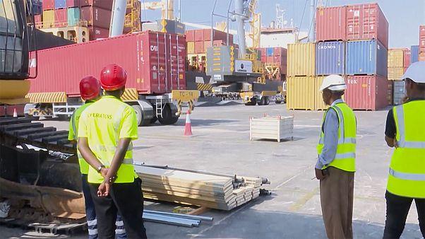 El puerto de Berbera, en Somalilandia: un punto estratégico para el tráfico marítimo