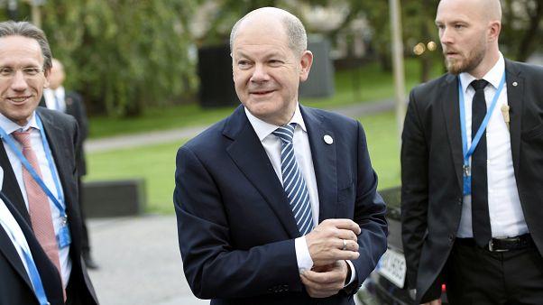 """Scholz beim Treffen der EU-Finanzminister: """"Energische Schritte"""" beim Klimaschutz notwendig"""