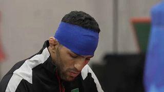 """""""Mutige Entscheidung"""": Irans geflohener Judoka im euronews-Interview"""