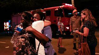 البرازيل: 11 قتيلا في حريق مروّع بأحد مستشفيات ريو دي جانيرو