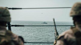 طرح فرانسه برای ایجاد ناوگان دریایی اروپا در خلیج فارس بدون بریتانیا