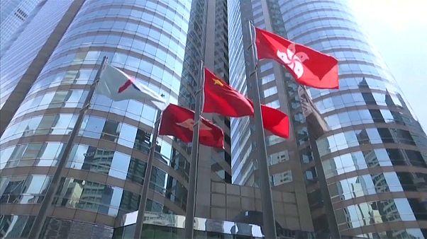 «Όχι» του Λονδίνου στο Χονγκ Κονγκ