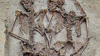 """""""Liebende von Modena"""": Händchen haltende Skelette waren zwei Männer"""