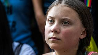 Greta Thunberg is in the US ahead of a UN climate summit later this month