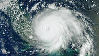 صورة للإعصار دوريان من مرصد كوبرنيكوس الفضائي