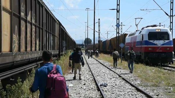 """""""Товарный экспресс"""" для мигрантов"""
