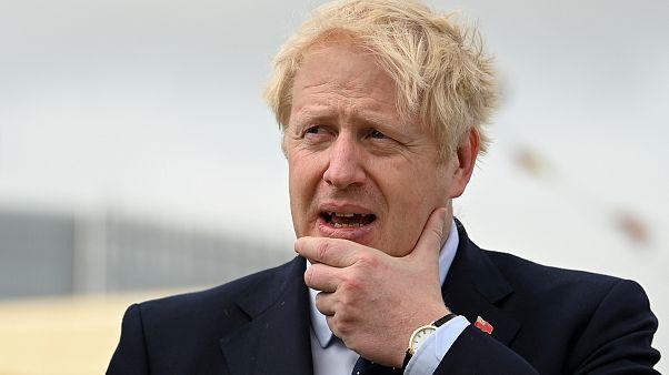 Brexit : déjeuner européen et semaine chargée pour Boris Johnson