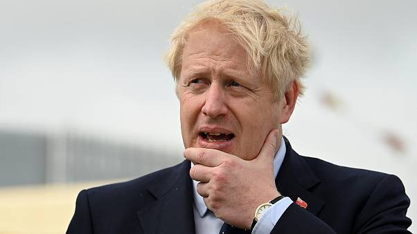 Primer cara a cara Johnson-Juncker