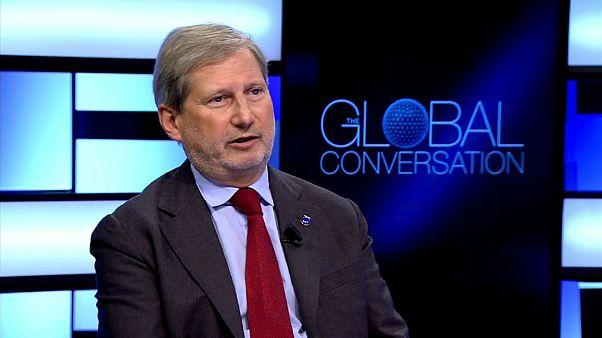 EU Commissioner Johannes Hahn defends 'European way of life' portfolio