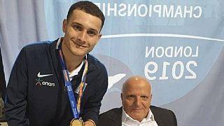 Δήμος Μιχαλεντζάκης: Τρίτο χρυσό για τον Παραολυμπιονίκη του Ρίο (βίντεο)