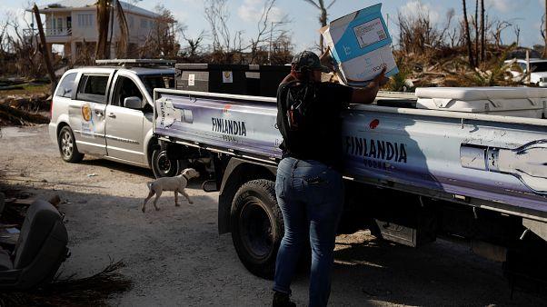 Bahamas: allarme per un'altra tormenta, ritardi negli aiuti