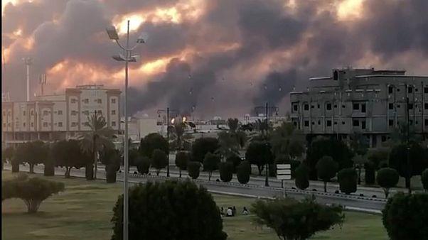 Οι Χούθι ανέλαβαν την ευθύνη για τη διπλή επιθεση στην Aramco