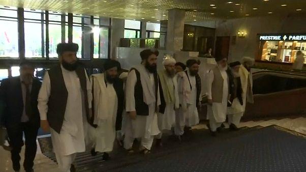 ABD ile barış müzakereleri kesilen Taliban, Rusya ve Asya ülkelerinde destek arıyor