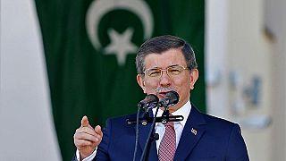رئيس الوزراء التركي السابق أحمد داوود أوغلو