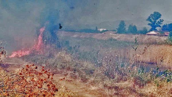 68 δασικές πυρκαγιές σε 24 ώρες