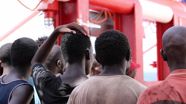 Ocean Viking: Sea change as Italy allows migrant rescue ship to dock