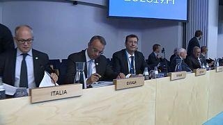 A felmelegedés és a hibrid fenyegetés az Ecofin témái között