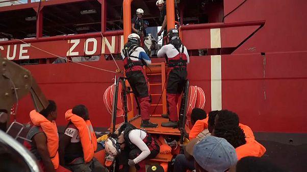 Ocean Viking: via libera allo sbarco degli 82 migranti a bordo