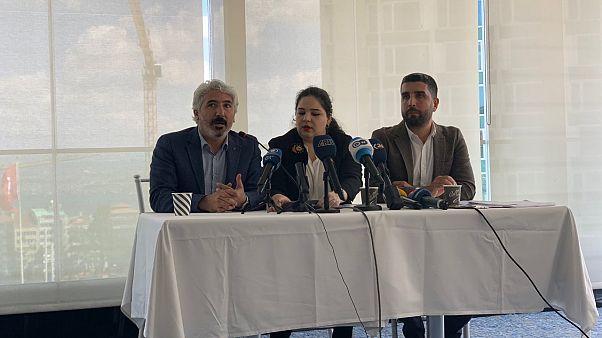 Selahattin Demirtaş'ın avukatıları açıklama yaptı