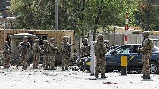 نظامیان ناتو در افغانستان