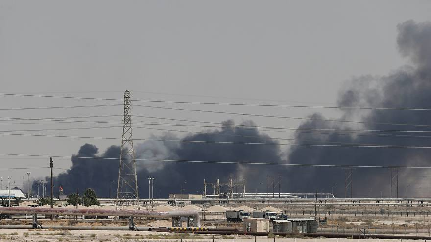 A jemeni húszik támadtak drónokkal Szaúd-Arábiában