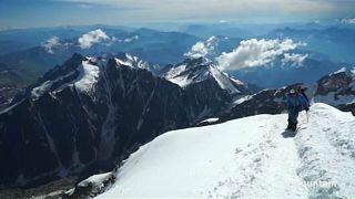 Tiszteletet követelnek a Mont Blanc-nak a helyiek