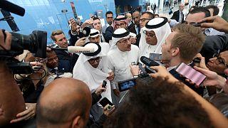 امین ناصر، رئیس شرکت ملی نفت عربستان (آرامکو)