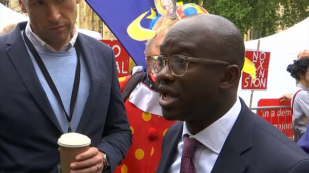 Former Conservative MP Sam Gyimah joins Lib Dems